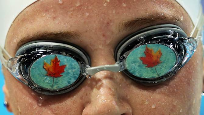 Paralympics Day 2 - Swimming
