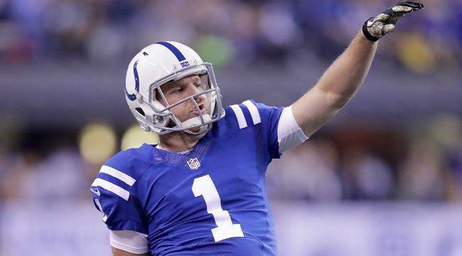 Punter Pat McAfee Fired Off A Tweetstorm About The Colts GM Right After He Was Fired
