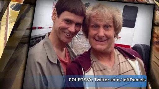 Dumber and Dumber to- On Set!