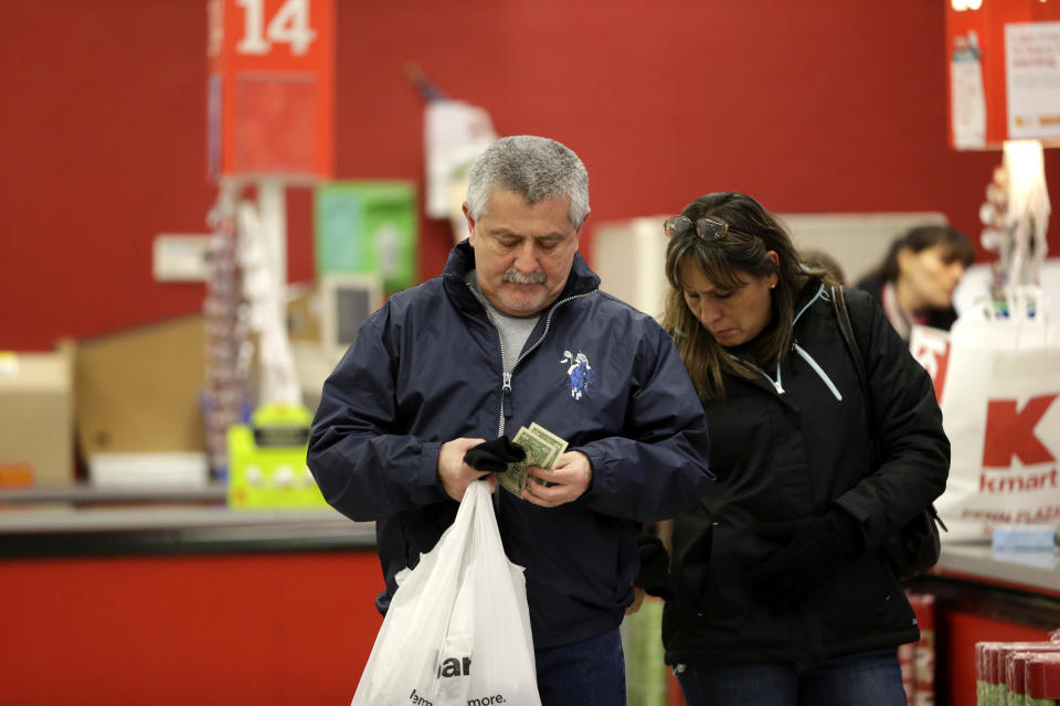 News Summary: US consumer spending up in October