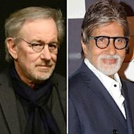 Steven Spielberg And Amitabh Bachchan's Talk Will Take Place Today