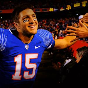 "Rewind: The Speech That Started ""Tebow-Mania"""