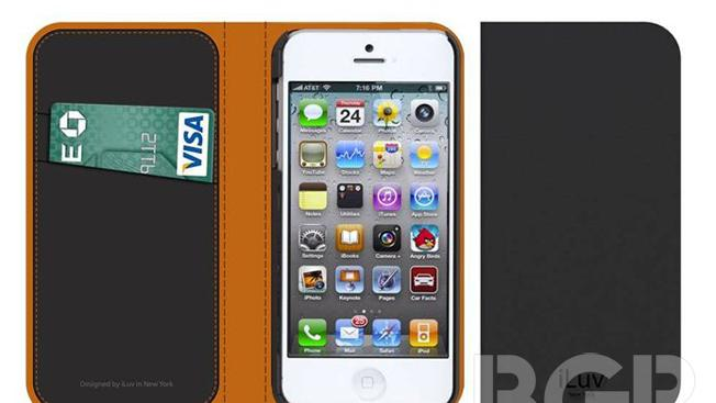 iPhone 5 cases already showing up at AT&T