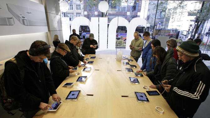 News Summary: IDC says Apple tablet share drops