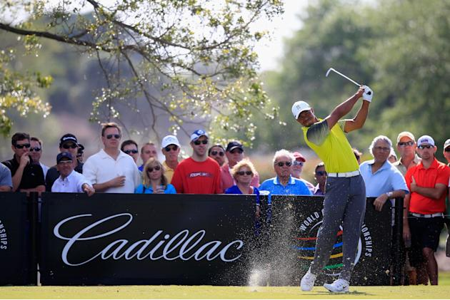 World Golf Championships-Cadillac Championship - Round Two
