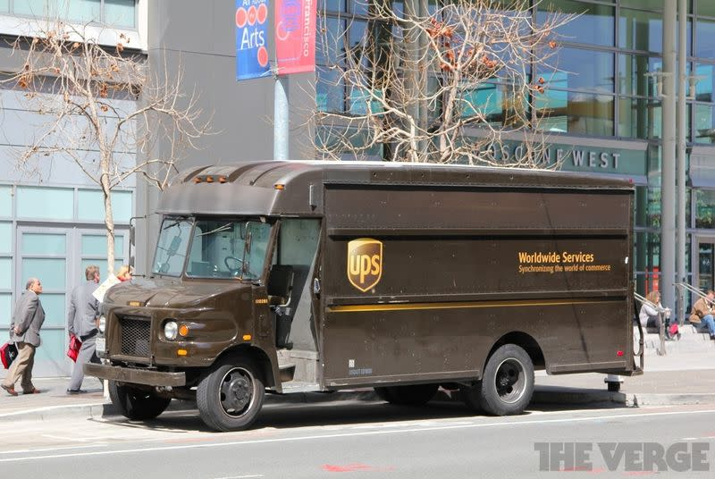 UPS will ship 34 million packages today