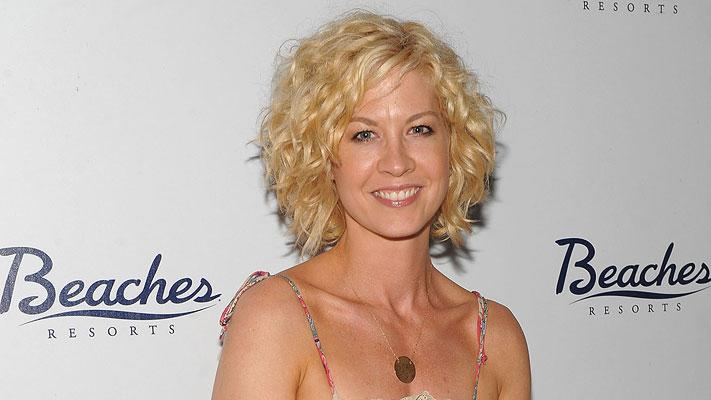 Jenna Elfman attends the grand opening of Italian Village & Pirates Island Waterpark at Beaches Turks & Caicos Resort Villages & Spa on May 15, 2009 in Providenciales, Turks And Caicos Islands.