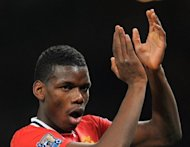 Manchester United midfielder Paul Pogba, pictured in January 2012, has joined Italian champions Juventus in a move that has led manager Sir Alex Ferguson to blast the teenager for a lack of respect