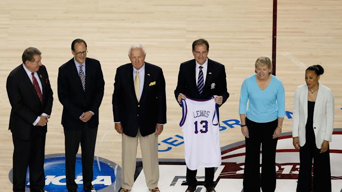 Naismith Memorial Basketball Hall of Fame 2013 Class On Court Announcement