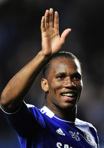 Football - Drogba signs with China's Shenhua