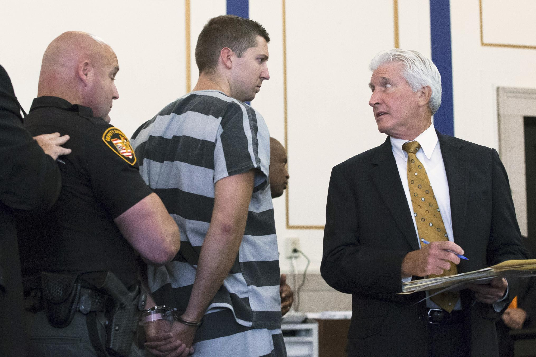 October trial for Ohio cop who shot driver in traffic stop