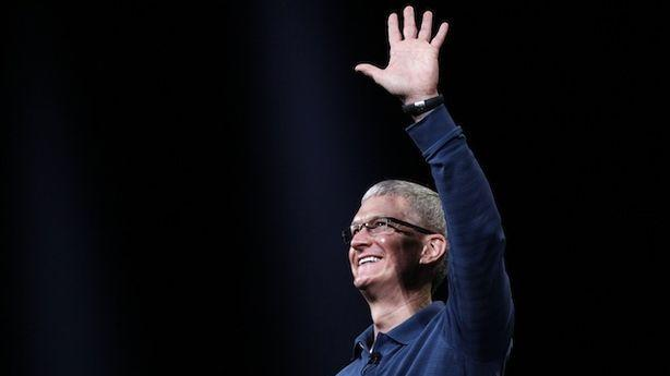 What Tim Cook's Secret Meeting Means to the Future of iPhones in China