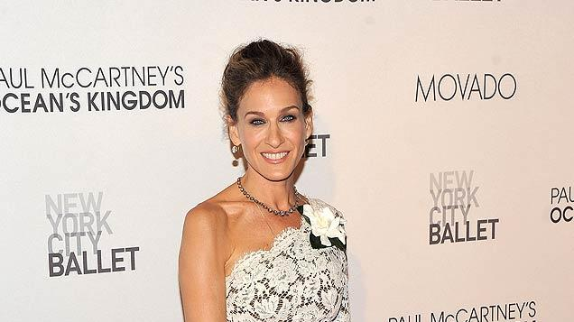 Sarah Jessica Parker New York City Balley Fall Gala