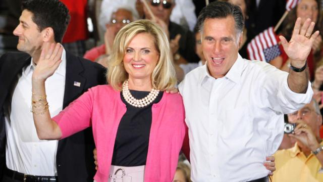 Ann Romney Gets Secret Service Protection
