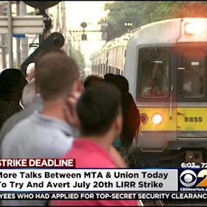 MTA, LIRR Unions To Resume Contract Talks
