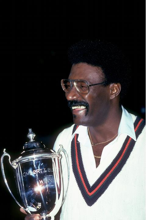 Clive Lloyd of Lancashire