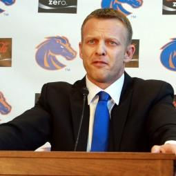 One-On-One With Boise State's Bryan Harsin