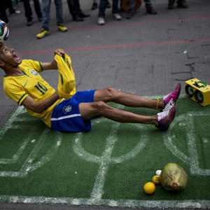 Sao Paulo Excited, Skeptical Before World Cup