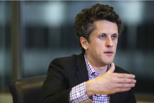 Box CEO Levie speaks at Reuters Global Technology Summit in San Francisco