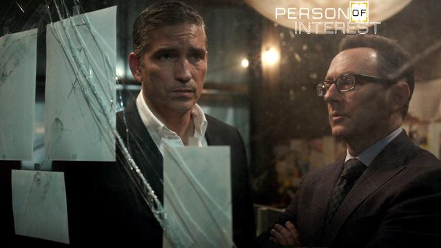 Person Of Interest - She Isn't Finished