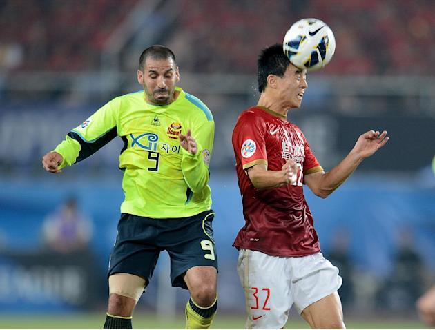 Guangzhou Evergrande v FC Seoul - AFC Champions League 2013 Final 2nd Leg
