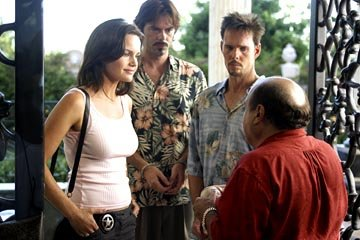 Carla Gugino, Billy Burke, Kevin Dillon and Danny DeVito