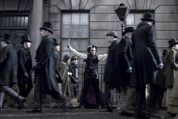 Johnny Depp in DreamWorks Pictures' Sweeney Todd: The Demon Barber of Fleet Street