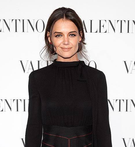 "Katie Holmes: ""I Don't Know If I Have Moved Past"" Dawson's Creek"