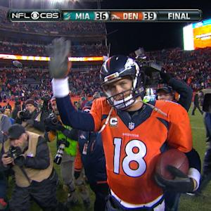 Week 12: Denver Broncos quarterback Peyton Manning highlights