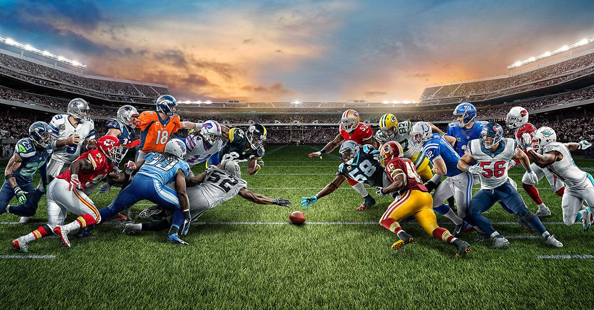 NFL 2015 Season just days away.