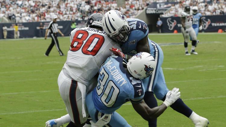 Titans S Bernard Pollard unhappy with $42,000 fine