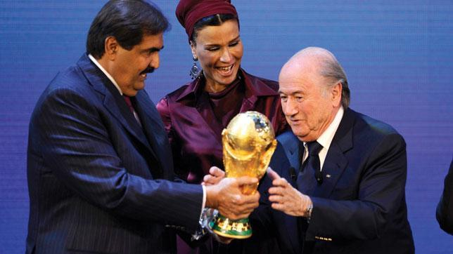 Sport360° view: Blatter must go after Qatar 2022 mess is sorted