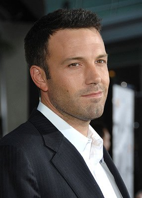 Ben Affleck at the Hollywood premiere of Universal Pictures' The Bourne Ultimatum