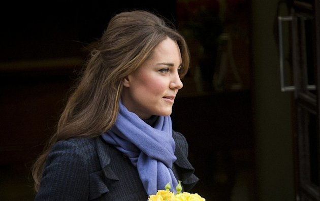Kate Middleton : Interdits d'antenne