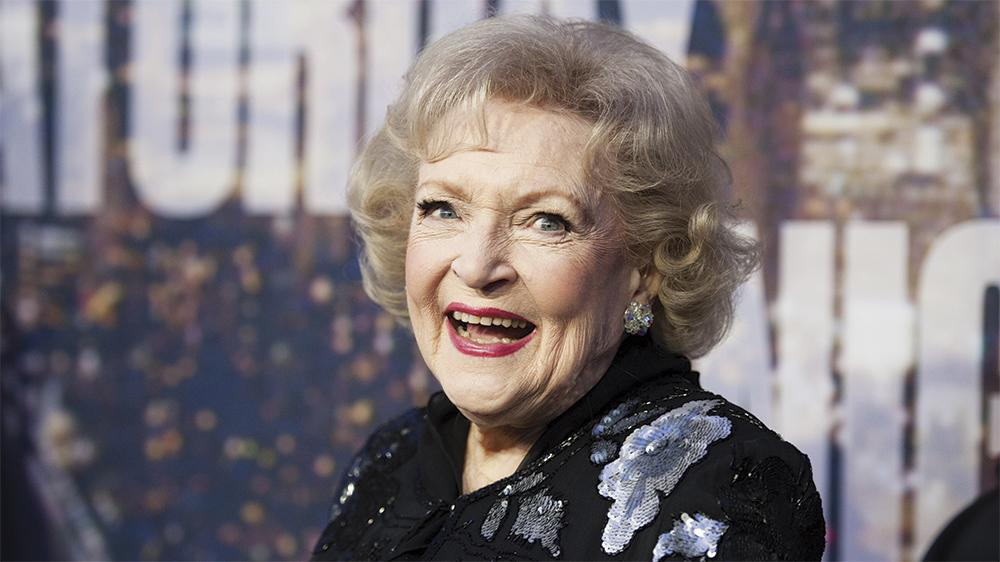 Betty White Talks Daytime Emmy Lifetime Achievement Award