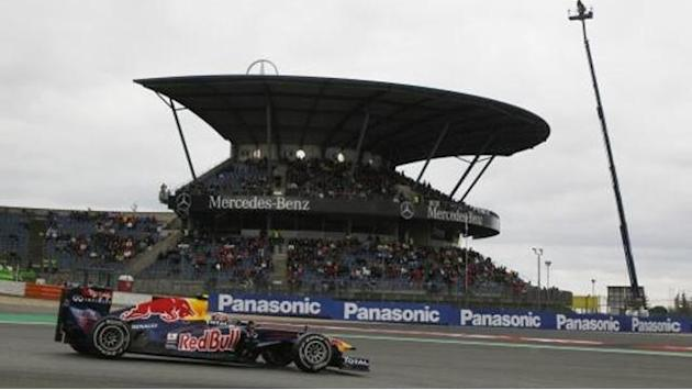 Formula 1 - German GP 'hanging in the balance'