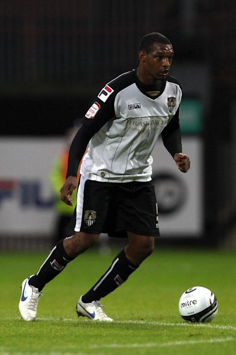 Notts County's Krystian Pearce has joined Barnet on loan