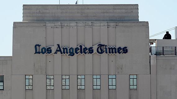 Tribune Co. Hires Bankers to Sell LA Times, Chicago Tribune, Other Papers