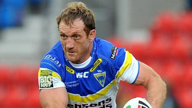 Warrington Wolves' Joel Monaghan (PA Photos)