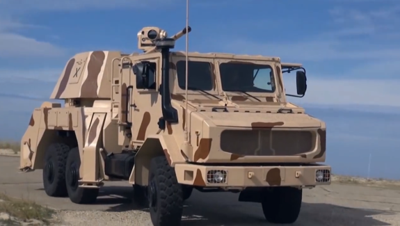 Truck-Mounted Cannon Can Shoot Drones Out of the Sky