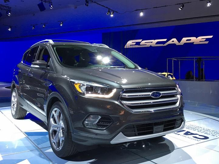 Ford to Launch Four New SUV Models in New Segments in Next 4 Years