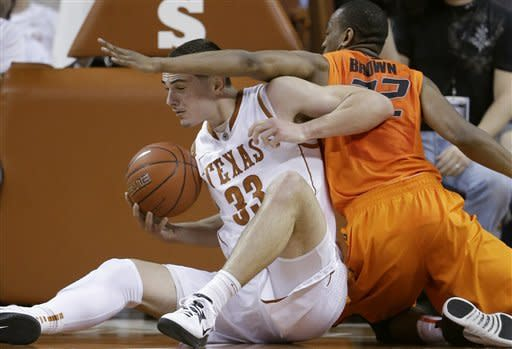Smart, No. 22 Oklahoma State beat Texas 72-59