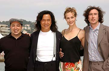 Frank Coraci, Jackie Chan, Cecile De France, Steve Coogan