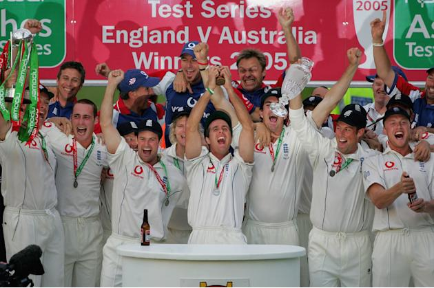 Fifth Test: England v Australia - Day Five
