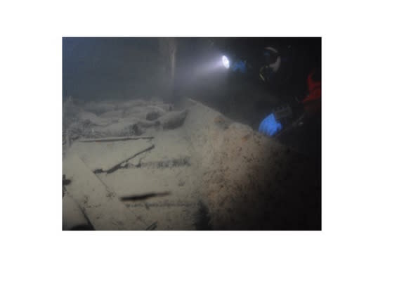 170-Year-Old Champagne Recovered from the Bottom of the Sea