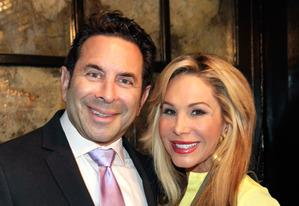 Dr. Paul Nassif and Adrienne Maloof | Photo Credits: Thos Robinson/Getty Images