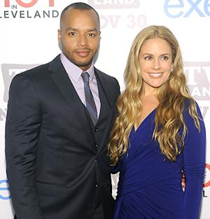 "CaCee Cobb on Pregnancy: I'm ""Over the Moon!"""