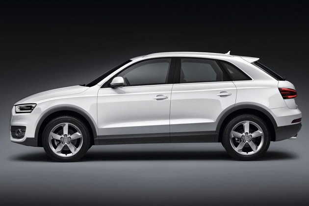 Audi launches Q3