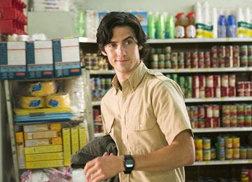 Milo Ventimiglia in Green Diamond's Dirty Deeds