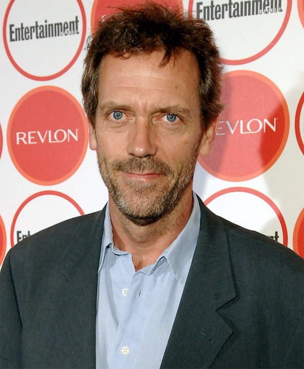 Hugh Laurie at the Entertainment Weekly Magazine 4th Annual Pre-Emmy Party on August 26, 2006